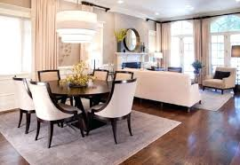 Small Space Living And Dining Room Ideas Combo