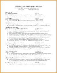 Resume Samples Of Physical Education Teacher Feat Examples Higher