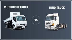 100 Mitsubishi Commercial Trucks Fuso And The Hino Ranger These Two Are Heavy