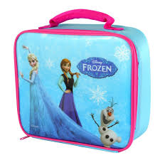 DISNEY FROZEN SCHOOL BAGS LUNCH TROLLEY BAG BACKPACKS OFFICIAL NEW