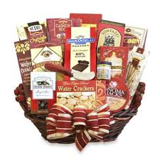 Buy Gourmet Gift Baskets from Bed Bath & Beyond