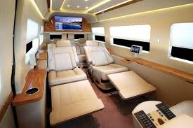 Van Interior Design Custom Sprinter Vans Luxury Conversion Ideas