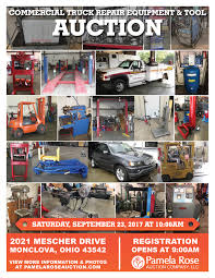 Commercial Truck Repair Tool & Equipment Auction! Saturday ... Sold July 19 Vehicles And Equipment Auction Purplewave Inc Slattery Truck Machinery Onsite Machines4u Magazine Intertional Sseries 4900 Truck At 61314 Auction Carstrucks I Pietermaritzburg Kwazulunatal Closing Down Live September 12 Government Sell Your Semi Trucks Trailers Repocastcom March 29 Trailer Weernstartrkauction Dealers Australia Of Used For Tipperary Co Commercial Premises Jeff Martin Auctioneers Customers Can Bid On Thousands Items Upcoming Events Large Gorrell Bros Kmosdal Centurion Bank Repo Liquidation The