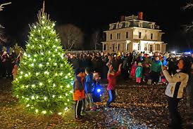 Christmas Tree Shop Middleboro Ma by Joe U0027s Retirement Blog Santa Comes To The Simes House Manomet