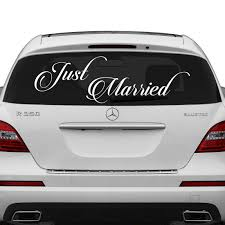 Just Married Vinyl Car Decal Design Wedding Cling Banner Wolf 4 Wolves Rear Window Graphic Decal Perforated Black Eagle Miller Graphics Realtree Logo Graphicrealtree Xtra Camo Camouflage Wavy Rebel Flag Back Funny Dog Car Wiper Body Stickers Show Your Rear Window Stickerdecal 2015present Trucks Ford Legends Bowen Design Screen Prting And How Many Is Too Many Decals True North Trout Please Help Save My Son Decal Spotted On Back Of Van In Semper Fi Auto Lupo Retro Hoot Print Design Truck Murals Custom For Trucks