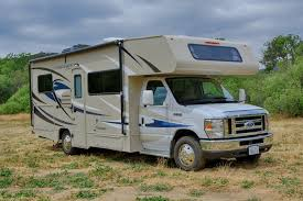 Road Bear RV International 23 27 Ft Class C Non Slide Motorhome
