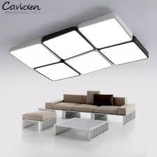 modernes gitter led streifen industrial kommerzielle beleuchtung led lattice deckenleuchten für klassenzimmer wohnzimmer study lesen licht