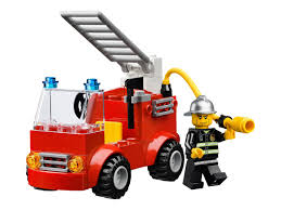 100 Lego Fire Truck Instructions LEGO Bricks More 10661 My First LEGO Station Walmartcom
