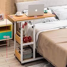 de zccdnz nachttisch laptoptisch lazy tisch bett