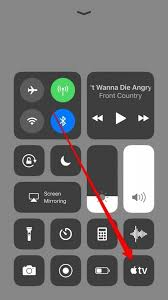 How to Control Apple TV from Control Center with iOS 11 on iPhone