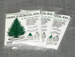 Christmas Tree Removal Bag Bulk 50 Pk