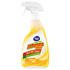 great value all purpose cleaner with bleach 1 qt walmart com