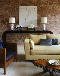 renovieren sie das wohnzimmer indem sie den baustil betonen