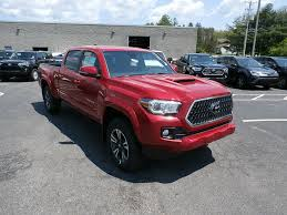 New 2018 Toyota Tacoma Truck Double Cab For Sale In Johnstown, NY ...