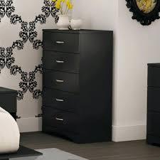 dressers homelegance morelle black 7 drawer dresser small black