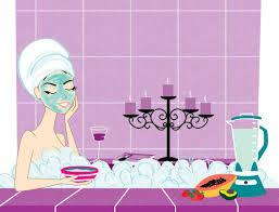 Spa Day Recipes For Homemade Skin Care DIY Facial Masks