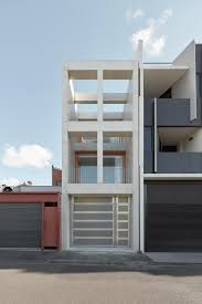 100 Housein Skinny Concrete House In Melbourne Designed By Oliver Du Puy