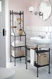 badezimmer regale ikea rönnskär