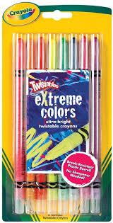 Crayola Bathtub Crayons 18 Vibrant Colors by 24 Best Crayola Crayons Images On Pinterest Art Supplies