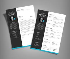 Free Professional Resume (CV) Design With Cover Letter ... Resume Cover Letter Pastel Colors Free Professional Cv Design With Best Ideal 25 Ideas About Free Template Psd 4 On Pantone Canvas Gallery Modern Cv Bright Contrast 7 Resume Design Principles That Will Get You Hired 99designs Builder 36 Templates Download Craftcv Paper What Type Of Is For A 12 16 Creative With Bonus Advice Leading Color Should Elegant In 3