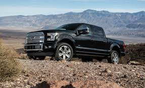 2015 Ford F-150 Platinum 3.5L EcoBoost 4WD SuperCrew
