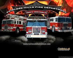 Fire Truck Wallpapers Hd Desktop Background