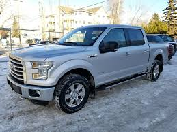 Used 2015 Ford F-150 XLT SuperCrew 145