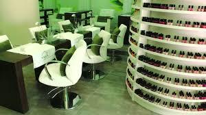 Salon Decor Ideas Images by Elemento Interior Design N A I L S Spa Dubai Marina Youtube