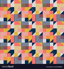 100 Bauhaus Style Style Geometric Seamless Pattern