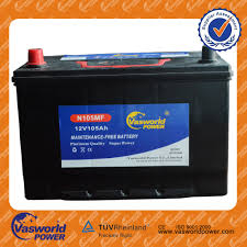 100 Truck Battery Prices 12v 105ah N105 Used Best Car And Wholesale Cheap Price
