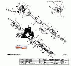 100 85 Chevy Truck Parts 1965 Steering Column Wiring Diagram Great Installation