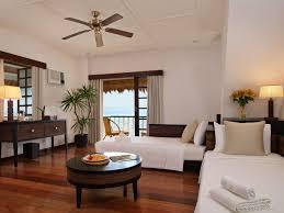 Cottage Livingroom 10 Apulit Island Loft Water Cottage Living Room Area 1 El