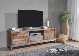 tv board sheesham akazie 170x40x56 braun gebeizt le havre 14