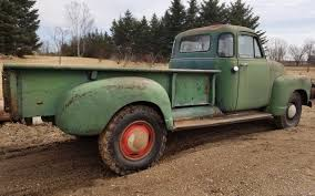100 53 Chevy Truck For Sale Made In Canada 19 Chevrolet 1434 Pickup