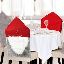 Lenbicki Christmas Seat Cover, New Year Chair Covers Santa Clause Red Hat  Chair Back Covers Kitchen Chair Covers Sets For Xmas Holiday Festive Decor  ... Amazoncom 6 Pcs Santa Claus Chair Cover Christmas Dinner Argstar Wine Red Spandex Slipcover Fniture Protector Your Covers Stretch 8 Ft Rectangular Table 96 Length X 30 Width Height Fitted Tablecloth For Standard Banquet And House 20 Hat Set Everdragon Back Slipcovers Decoration Pcs Ding Room Holiday Decorations Obstal 10 Pcs Living Universal Wedding Party Yellow Xxxl Size Bean Bag Only Without Deisy Dee Low Short Bar Stool C114 Red With Green Trim Momentum Lovewe 6pcs Nordmiex Spendex 4 Pack Removable Wrinkle Stain Resistant Cushion Of Clause Kitchen Cap Sets Xmas Dning
