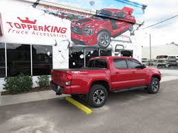 100 Bay Truck Accessories 2017toyotatacomaleerricochet TopperKING TopperKING