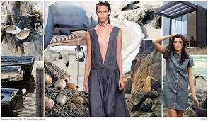 Inspired By Our Spring Summer 2017 Visionary Trend Raw Coast Drift References Rugged Natural Landscapes And The Beauty Found In Seaside Minimalism