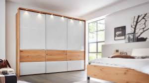 interliving schlafzimmer serie 1202 schwebetürenschrank mit beleuchtung