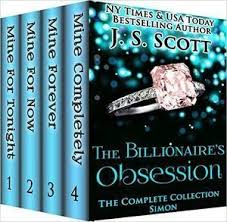 The Billionaires Obsession Complete Collection Boxed Set
