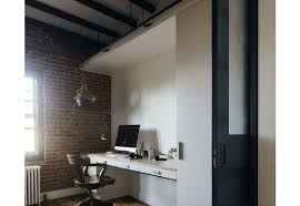 Slate Flooring Tile A Living Room Salon With Double Height Windows