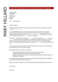 office administration cover letter personnel administrator cover