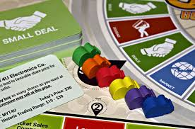 The CASHFLOW Game By Rich Dad Poor A Fun Way To Introduce Concept