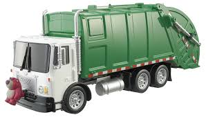Amazon.com: Matchbox Toy Story 3 Garbage Truck: Toys & Games