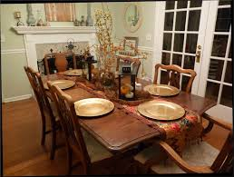Charming Dining Table Decor Ideas Room Arrangements Family Decorating With Dinner Decoration Pinterest
