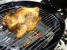 comment cuisiner poulet fumé recette poulet fumé à l ail et au romarin 750g