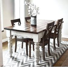 dining table fresh design bench style dining table super cool