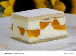 quark schnitte mit mandarinen harecker