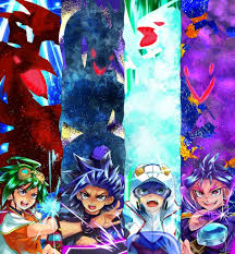 Strongest Yugioh Deck Ever by Yugioh Arc V Possibly The Darkest Series Ever Ygo Amino