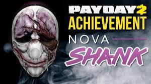 Payday 2 Halloween Masks Unlock by Payday 2 He U0027s Got Experience Achievement Risen Houston Mask