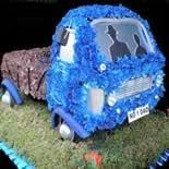 3ft Truck Bespoke Designer Funeral Tribute